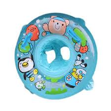 bouée siège bébé siège gonflable pour bébé enfant 2 à 6 ans été piscine natation