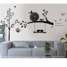 großhandel digital wanduhren modernes design küche große uhr wanduhr wohnzimmer dekoration bauernhaus große uhr mit aufklebern windomfac 39 91