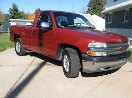 100 Custom Truck Exhaust Silverado 2001 Orange Metalic Custom Grill Dual Exhaust Out The Side