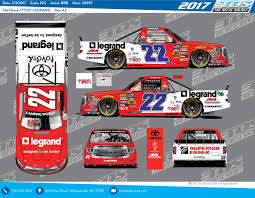 AM Racing » JJ Yeley Readies NASCAR Camping World Truck Series ...