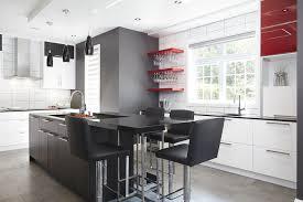 configurer cuisine rénovation de cuisine contemporaine multifonctionnelle