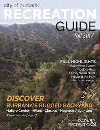 Halloween Town Burbank Ca 91505 by Recreation Guide Burbank Ca