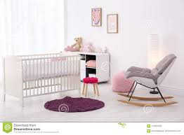 Baby Room Interior With Comfortable Crib Stock Photo - Image ... Chair 48 Phomenal Nursery Recliner Chair Gliders For Modern Nurseries Popsugar Family Ronto Baby Rocking Nursery Contemporary With How Can I Choose The Best Rocking Indoor Top 11 Baby For Reviews In 2019 Music Child Toy Graco Glider Ottoman Metal Amazoncom Relax Mackenzie Microfiber Plush Fniture Collection Teacups And Mudpies Awesome With Valco Bliss Antique Grey Featured Pink Pad Build
