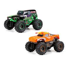 New Bright 1:15 Remote Control Monster Jam - Assorted | Toys R Us ... Remote Control Truck Jeep Bigfoot Beast Rc Monster Hot Wheels Jam Iron Man Vehicle Walmartcom Tekno Mt410 110 Electric 4x4 Pro Kit Tkr5603 Rock Crawlers Big Foot Truck Toy Suitable For Kids Toysrus Babiesrus Rakuten Truckin Pals Axial Smt10 Grave Digger 4wd Rtr Hw Monster Jam Rev Tredz Shop Cars Trucks Race 25th Anniversary Collection Set New Bright 115 Assorted Toys R Us Rampage Mt V3 15 Scale Gas Grave Digger Industrial Co 114 Pirates Curse Car