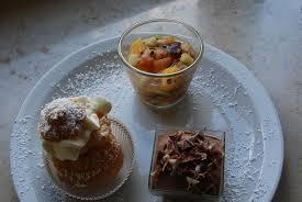 quel dessert avec une choucroute quel dessert ultra léger puis je proposer après un cassoulet