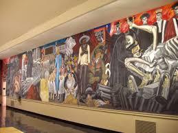 Denver Colorado Airport Murals by 15 Denver International Airport Murals Artist Big Blue Bear