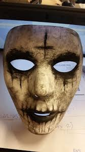 Purge Anarchy Mask For Halloween by The Purge Anarchy Mask Handpainted Halloween Prop Costume