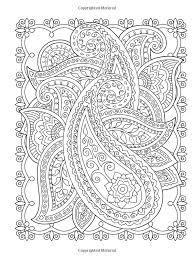 Creative Haven Mehndi Designs Coloring Book Traditional Henna Body Art