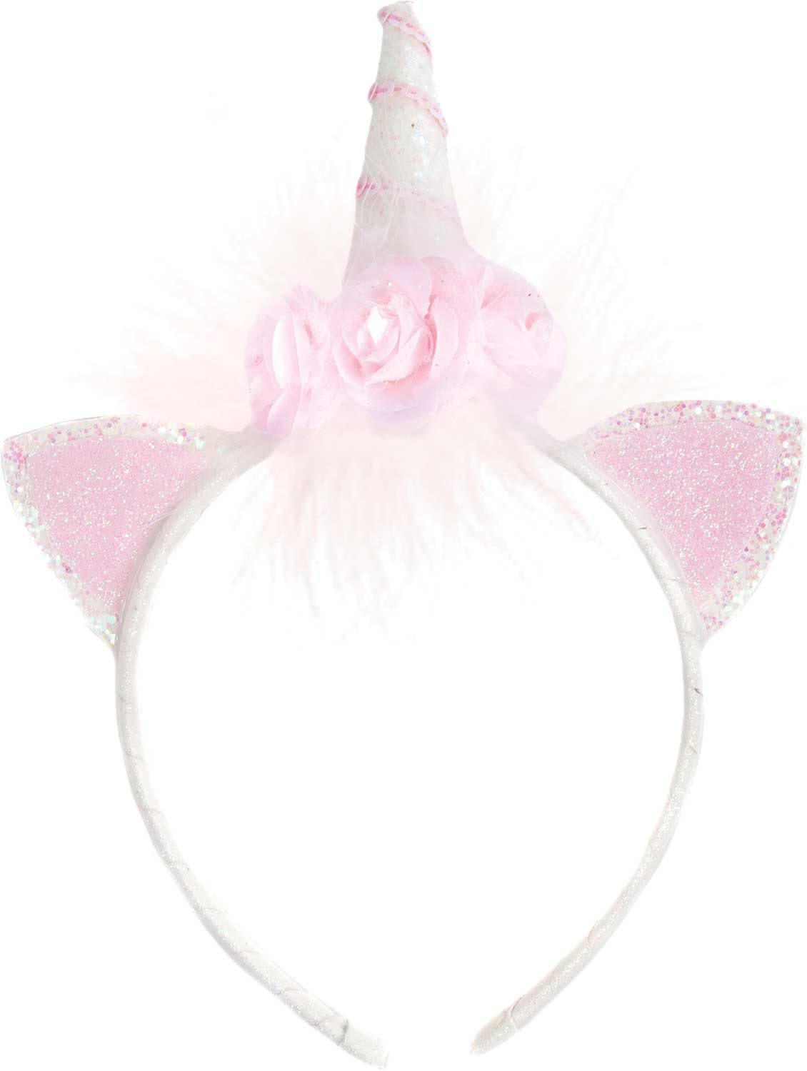 Great Pretenders - Unicorn Flower Headband