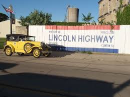Lincoln Highway Association 2015 Tour Cars