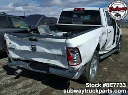 100 Ram Light Truck Parts Used Dodge 1500 Big Horn Subway