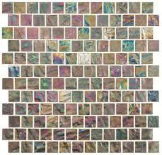Iridescent Mosaic Tiles Uk by Chakra Therapy Glass Mosaic Tile