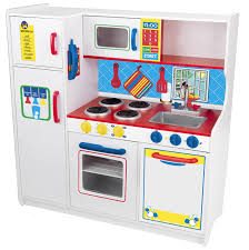 Wayfair Play Kitchen Sets by Kitchen Play Set Kidkraft Deluxe Big Bright Kitchen Play Set