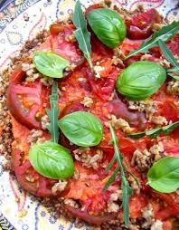 cuisine crue pizza cuisine crue