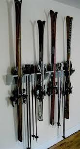 no more falling skis Guidarax Ski Storage Racks