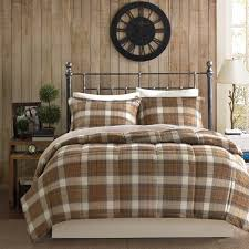 Woolrich Bedding forters Rustic Cabin & Western Bedding by
