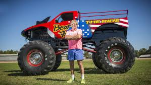 Monster Trucks In Bendigo With Tricks Planned For Weekend Show ... Monster Truck Video Kids Big Trucks Stunts And Actions Monster Showtime Michigan Man Creates One Of The Coolest Everybodys Scalin For Weekend Bigfoot 44 Truck Jam Crush It Review Ps4 Hey Poor Player Drive Amazoncom Hot Wheels Giant Grave Digger Mattel Guinness World Records Longest Ramp Jump Terminator Things I Want Pinterest Rbc Monster Mega Mud Truck Power Wagon 4 Link Suspension Racing Speed Energy Stadium Super Series St Louis Missouri Bounce House Rental Ny Nyc Nj Ct Long Island Wikipedia