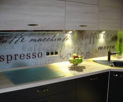 motiv küchenrückwand kaffeevarianten