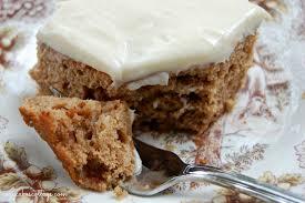 Easy Harvest Apple Spice Cake