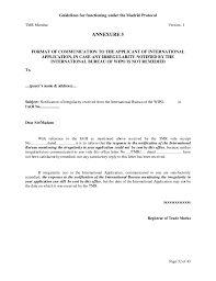 wipo international bureau international trademark wipo registration guidelines madrid pro