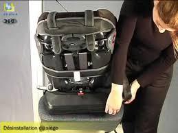 siege auto 360 renolux renolux installation du siège auto groupe 0 1 360
