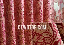Living Room Curtain Ideas Uk by Elegant Leaf Red Living Room Simple Curtains Uk