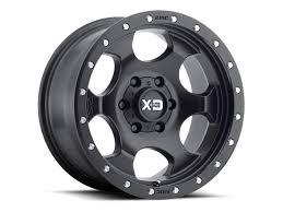 KMC XD Series Robby Gordon Wheel In 17