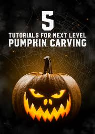 Minion Pumpkin Carving Tutorial by 5 Tutorials For Next Level Pumpkin Carving