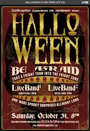Baton Rouge Halloween Parade 2014 by Halloween Flyer Template