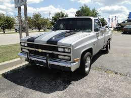 Used 1983 Chevrolet Other CUSTOM DELUXE TRUCK For Sale |