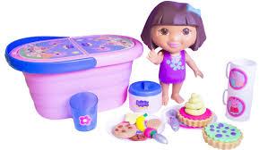 Dora The Explorer Kitchen Set by Play Doh Peppa Pig Picnic Basket Cesta De Picnic Dora The Explorer