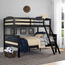 Storkcraft Bunk Bed by Dorel Living Brady Twin Over Full Wood Bunk Bed Multiple Colors
