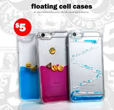 Cool Floating Phone Cases From Five Below