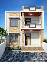 100 Duplex House Design House Design 3DRender A Real Estate Design