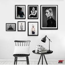 Posters Wall Art Printed Canvas Painting For Living Room Nordic