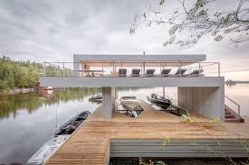 100 Boathouse Architecture Cibinel ArchDaily