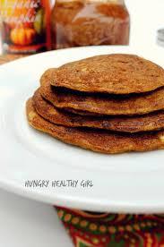 Easy Healthy Pumpkin Pancake Recipe by Flourless Pumpkin Pancakes Kim U0027s Cravings