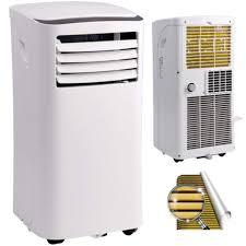 mobile klimaanlage lokales klimagerät mit golden fin wärmetauscher smnd pac 09 9000 btu 2 6kw