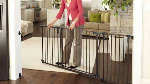 Summer Infant Decorative Extra Tall Gate by North States Deluxe Decor Gate Youtube