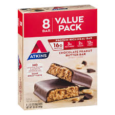Atkins Chocolate Peanut Butter Bar, 2.1oz, 8-pack (Meal ... Atkins Chocolate Peanut Butter Bar 21oz 5pack Meal Amazoncom Special K Protein Strawberry 6count 159 Pure Pro 21 Grams Of Deluxe 176 Oz 6 Ct Replacements Shakes Bars More Gnc Chip Granola 17oz Replacement Healthy 15 That Are Actually Highprotein Myproteincom Weight Loss Diet Exante Slim Fast Shakes 1 Month Nutrisystem Soy Coent Top 10 Best Ebay Nutritional Amazoncouk The Orlando Dietian Nutritionist