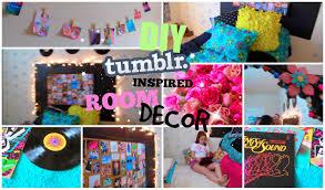 Diy Decorations For Teenage Bedrooms Best Girl Room Decor