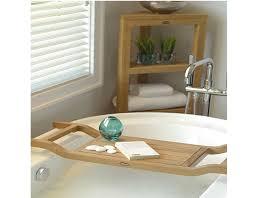 siege de baignoire pont et ou siège pour baignoire en bois de teck massif meubles