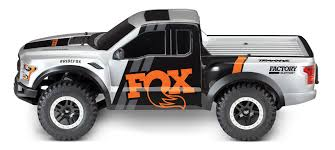 100 Rc Ford Truck Traxxas Raptor Fox Edition RC HOBBY PRO Easy RC Financing