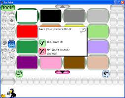 Kea Coloring Book Games Free Download Tux Paint