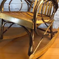 Davis & Wentz Bentwood Rocking Chair: For Sale In Bryn Mawr, PA ... Quality Bentwood Hickory Rocker Free Shipping The Log Fniture Mountain Fnitures Newest Rocking Chair Barnwood Wooden Thing Rustic Flat Arm Amish Crafted Style Oak Chairish Twig Compare Size Willow Apninfo Amazoncom A L Co 9slat Rocker Bent Wood With Splint Woven Back Seat Feb 19 2019 Bill Al From Dutchcrafters