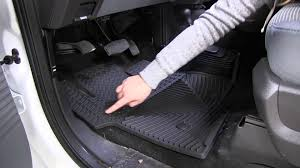 Review Of The WeatherTech All Weather Front Floor Mats On A 2016 ... Deep Tray Rubber Mud Mats The Ultimate Off Road Floor 092014 F150 Husky Whbeater Front Rear Black 3d For 22016 Ford Ranger All Weather Liners Set Buy Plasticolor 0189r01 2nd Row Footwell Coverage New F250 350 450 Supeduty Oem Fseries Logo Truck 01 Amazoncom Oxgord 4pc Tactical Heavy Duty 2010 Ford F 250 Weathertech Review Weathertech Mat Buying Guide Digalfit Free Fast Shipping Top 8 Best Nov2018 Picks And Bed W Rough Country 52018 Pickups