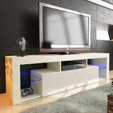tv hifi tische tv lowboard hängeboard acryl hochglanz