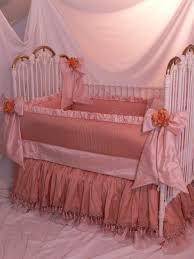 Bratt Decor Crib Skirt by Luxury Crib Blanket Baby Crib Design Inspiration