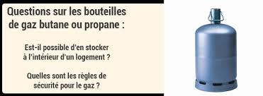 bouteille de gaz consigne savoir pour choisir la bouteille gaz butane adaptée à ses besoins