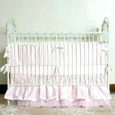 Bratt Decor Casablanca Crib Iron In Antique White Pewter